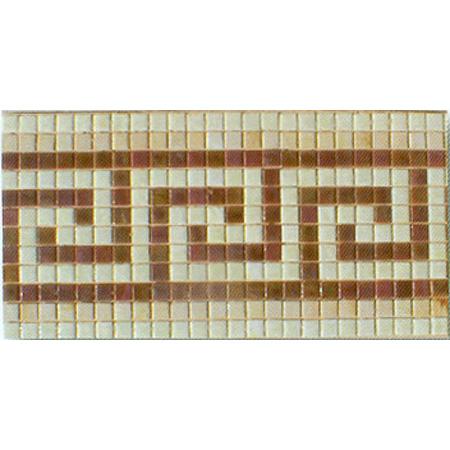 century 7 20mm mosaic glass mosaic border 9 58 x 12