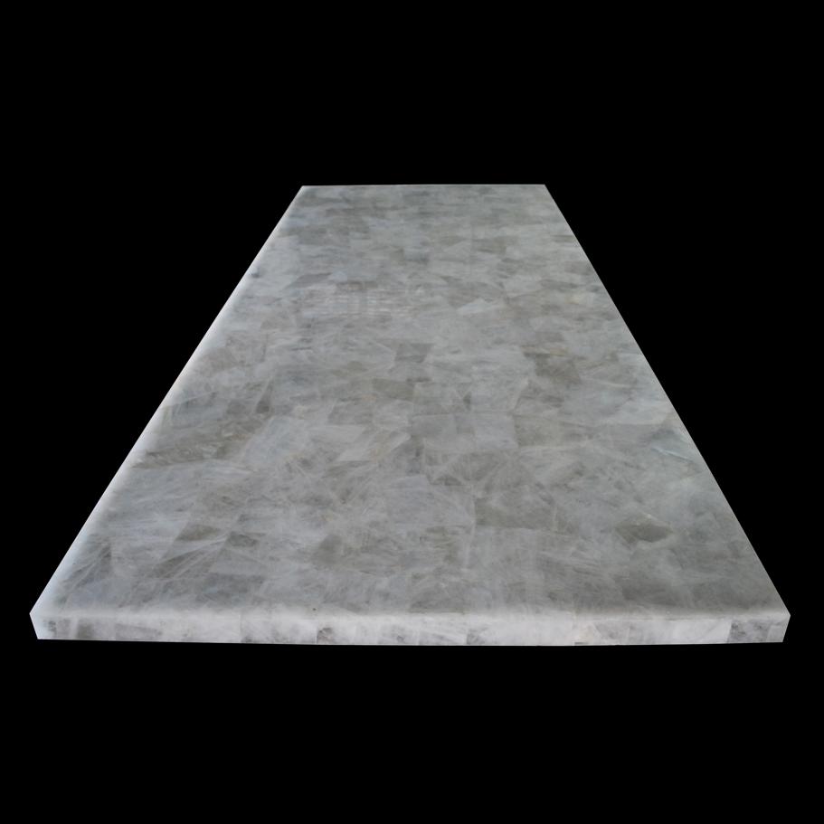 Quartz Table Top : Agape tile bisazza custom pools murals gem