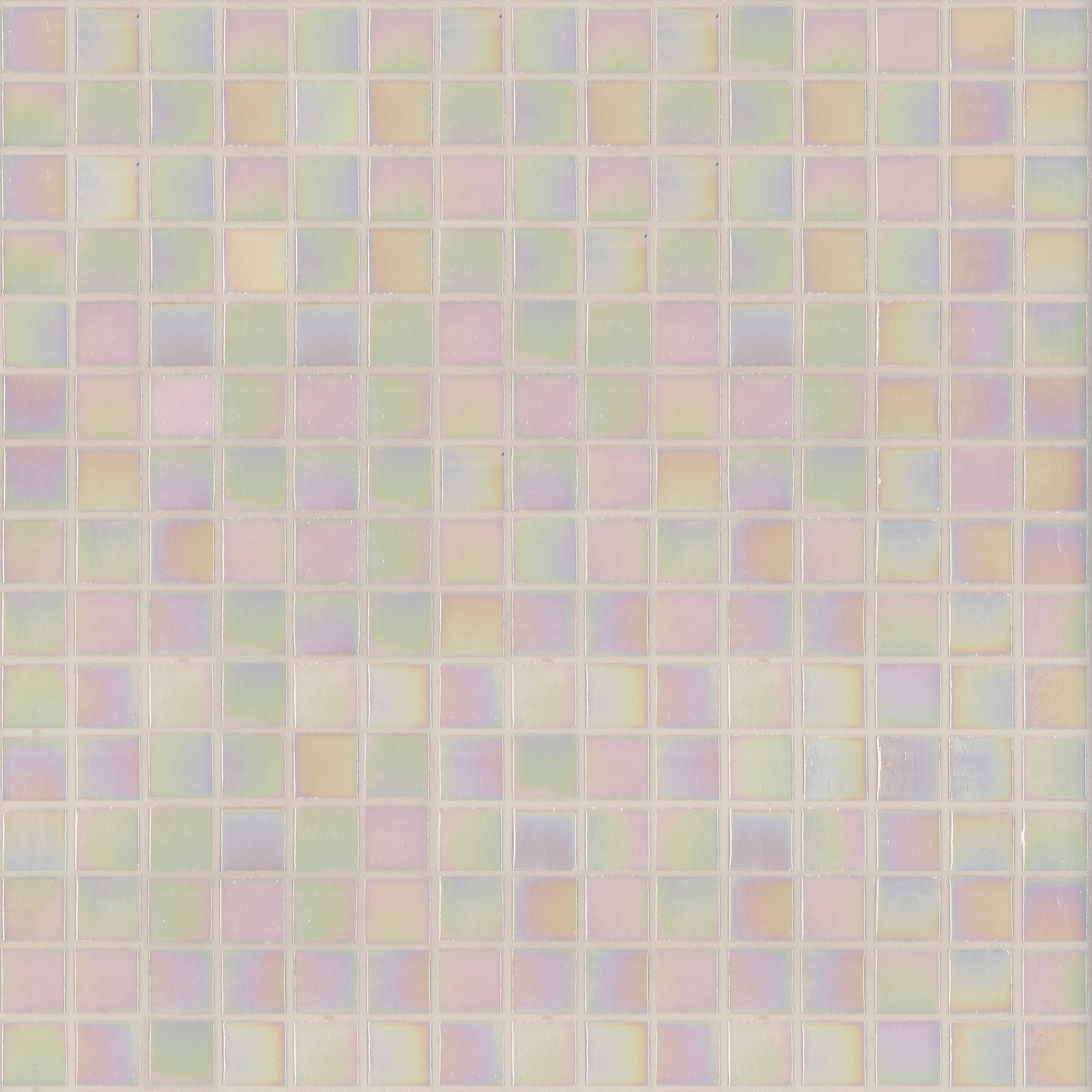 "Bisazza Gloss GL 03 Glass Mosaic Tile 20mm - 3/4"", 1 sheet"