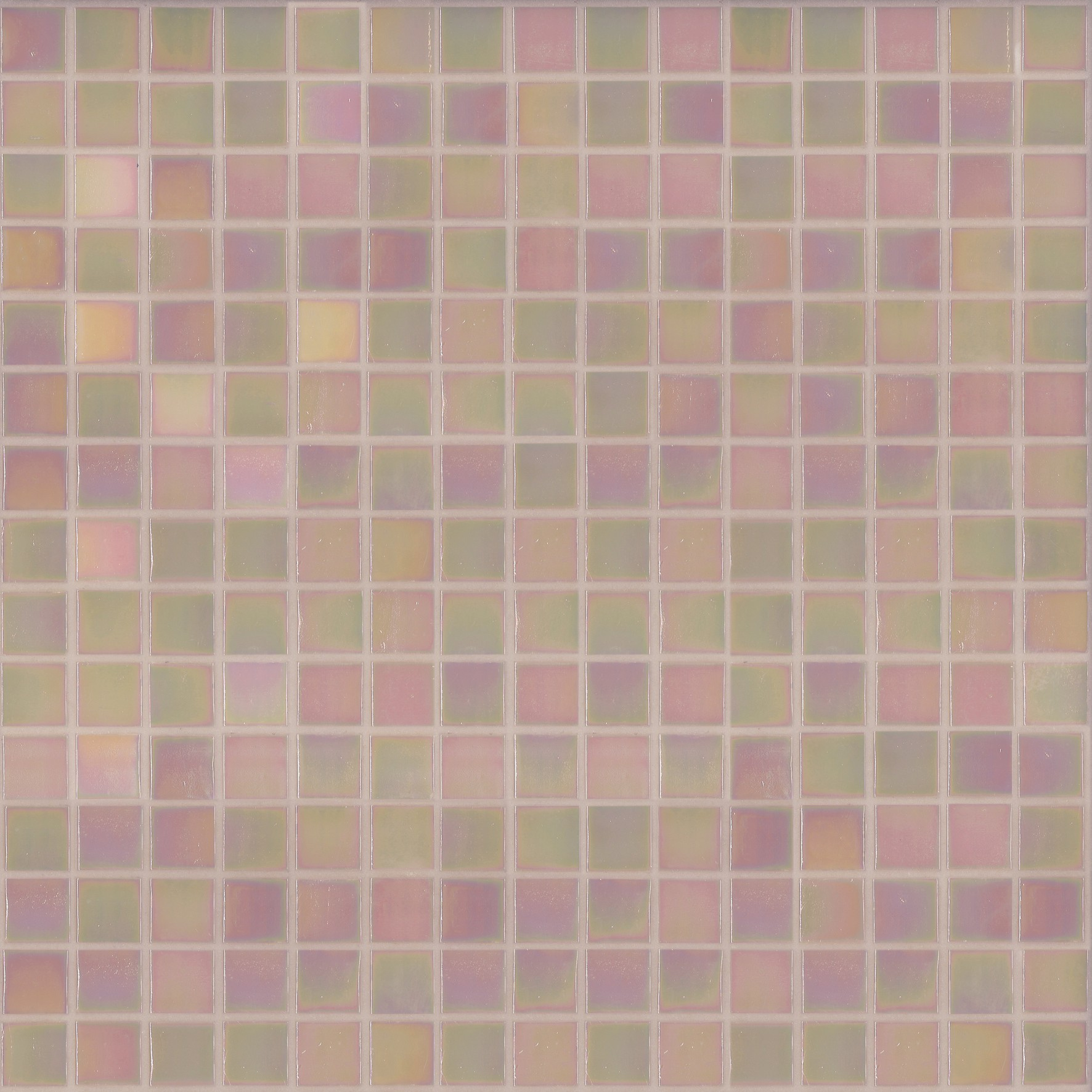 "Bisazza Gloss GL 04 Glass Mosaic Tile 20mm - 3/4"", 1 sheet"