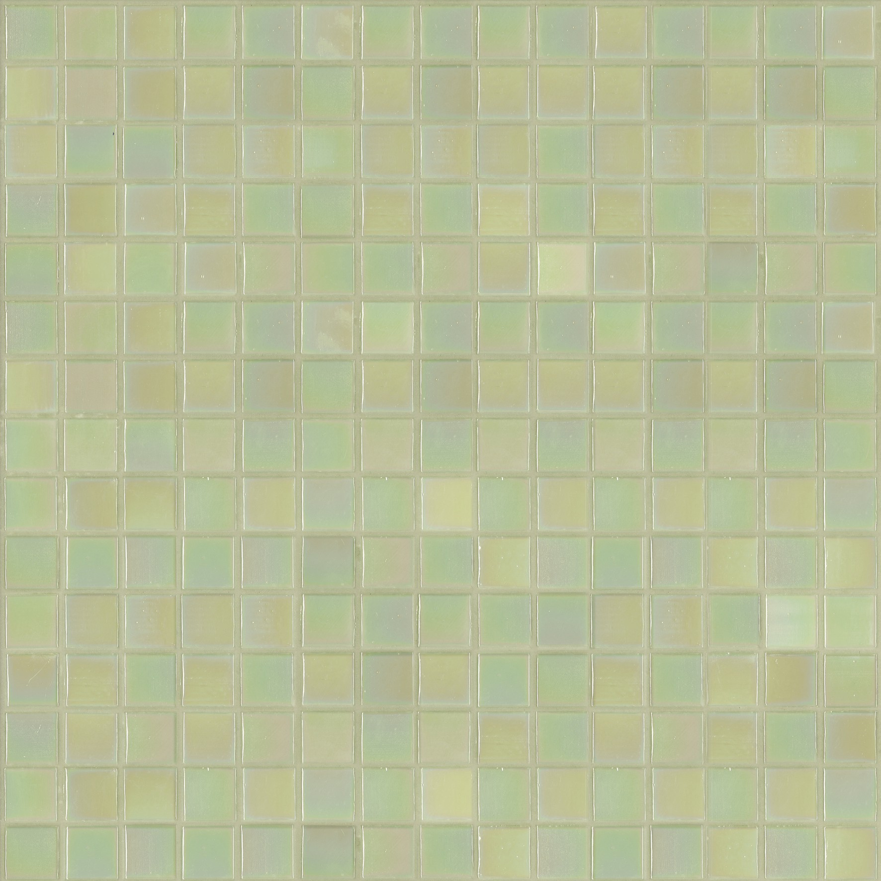 "Bisazza Gloss GL 06 Glass Mosaic Tile 20mm - 3/4"", 1 sheet"