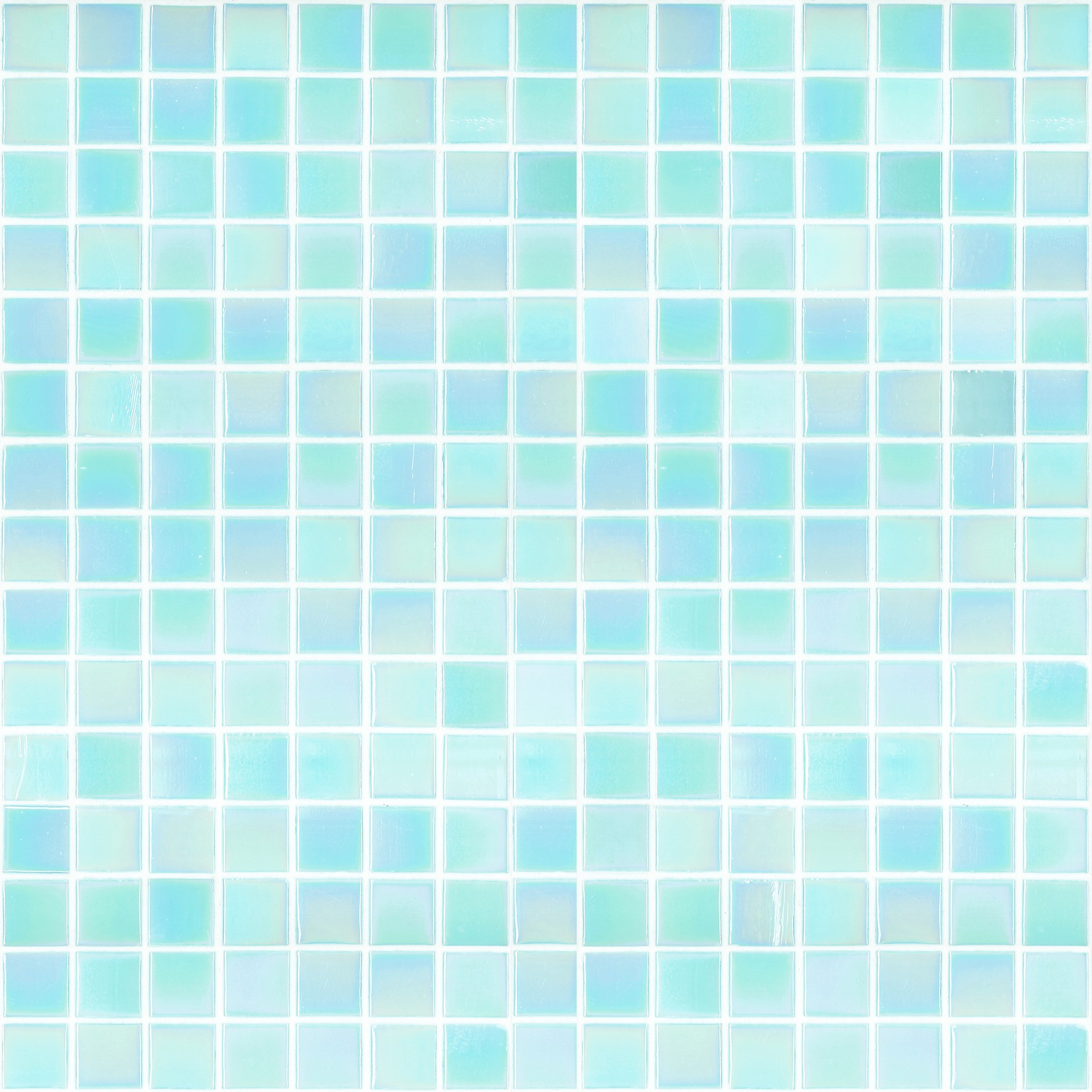 "Bisazza Gloss GL 07 Glass Mosaic Tile 20mm - 3/4"", 1 sheet"