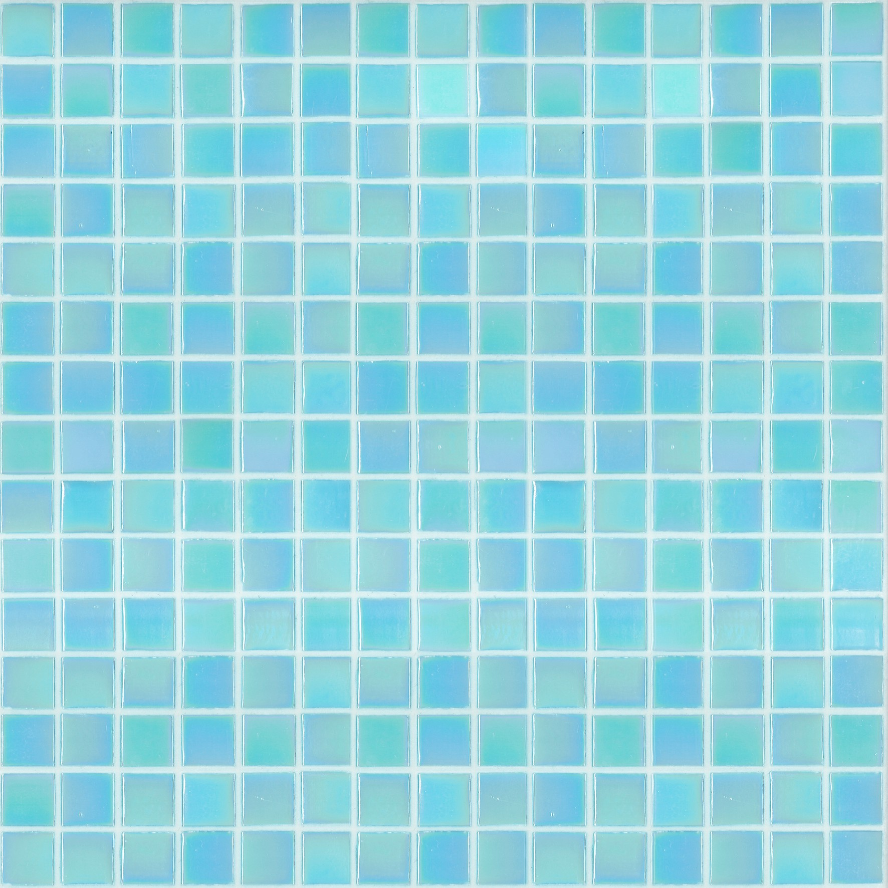 "Bisazza Gloss GL 08 Glass Mosaic Tile 20mm - 3/4"", 1 sheet"