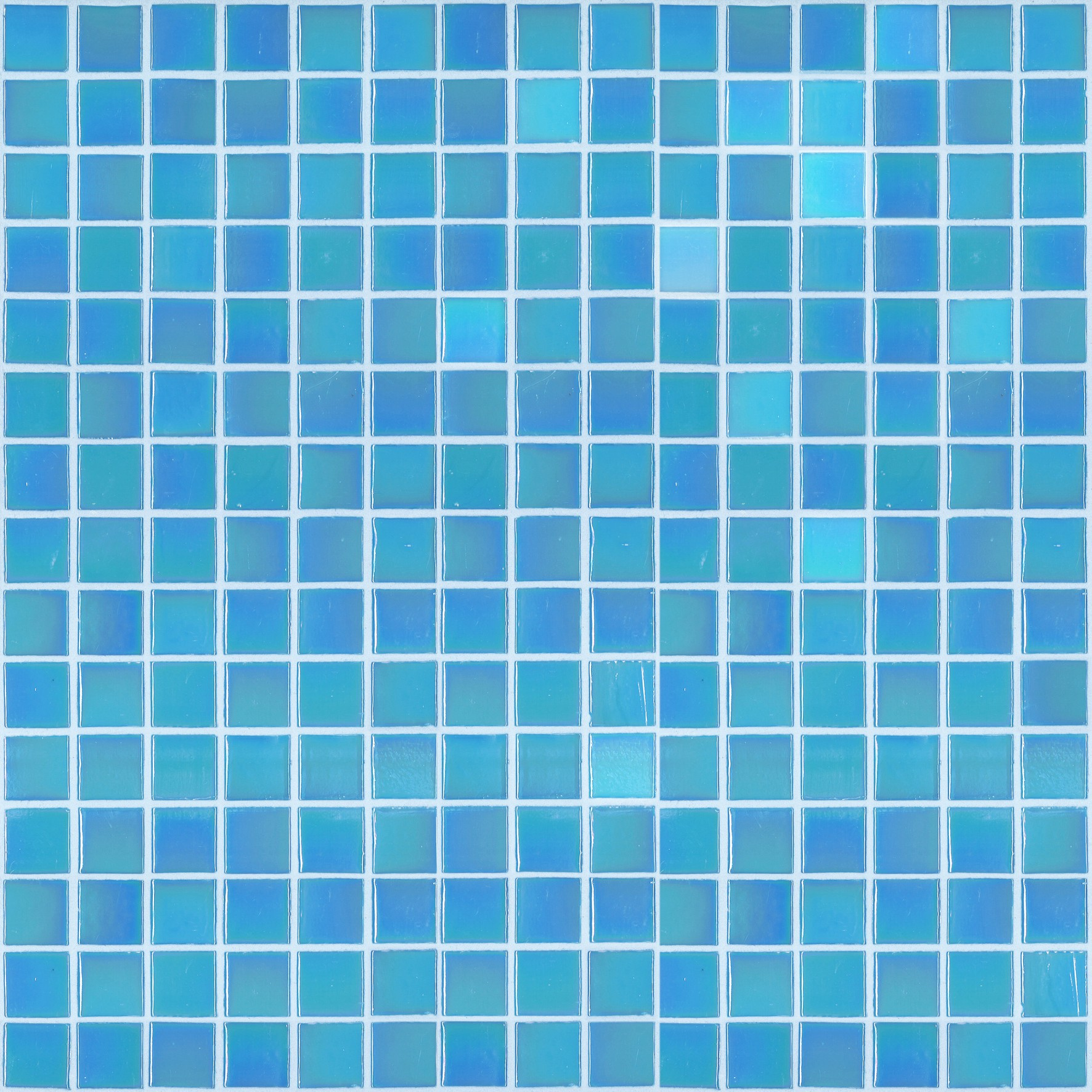 "Bisazza Gloss GL 09 Glass Mosaic Tile 20mm - 3/4"", 1 sheet"