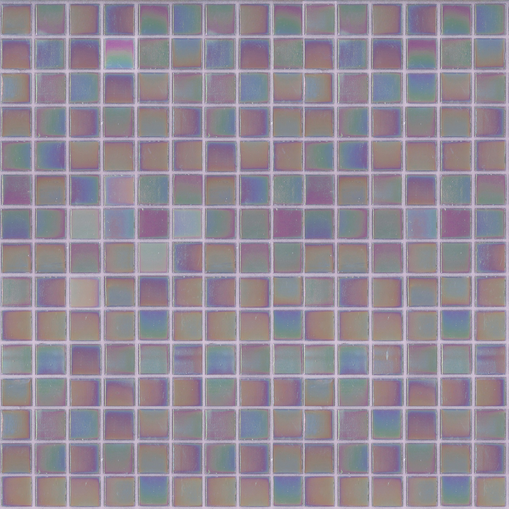 "Bisazza Gloss GL 11 Glass Mosaic Tile 20mm - 3/4"", 1 sheet"