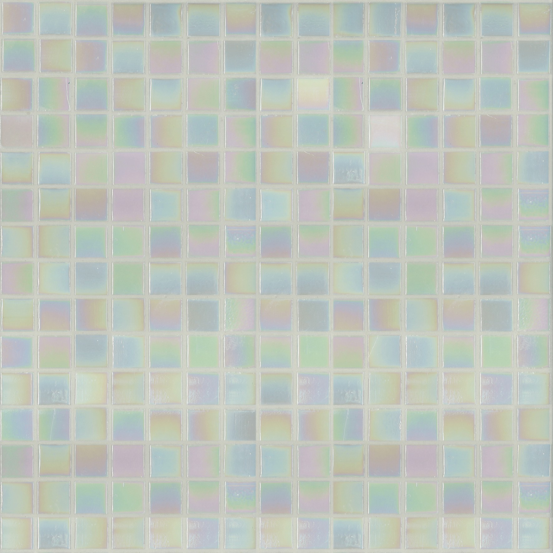 "Bisazza Gloss GL 12 Glass Mosaic Tile 20mm - 3/4"", 1 sheet"
