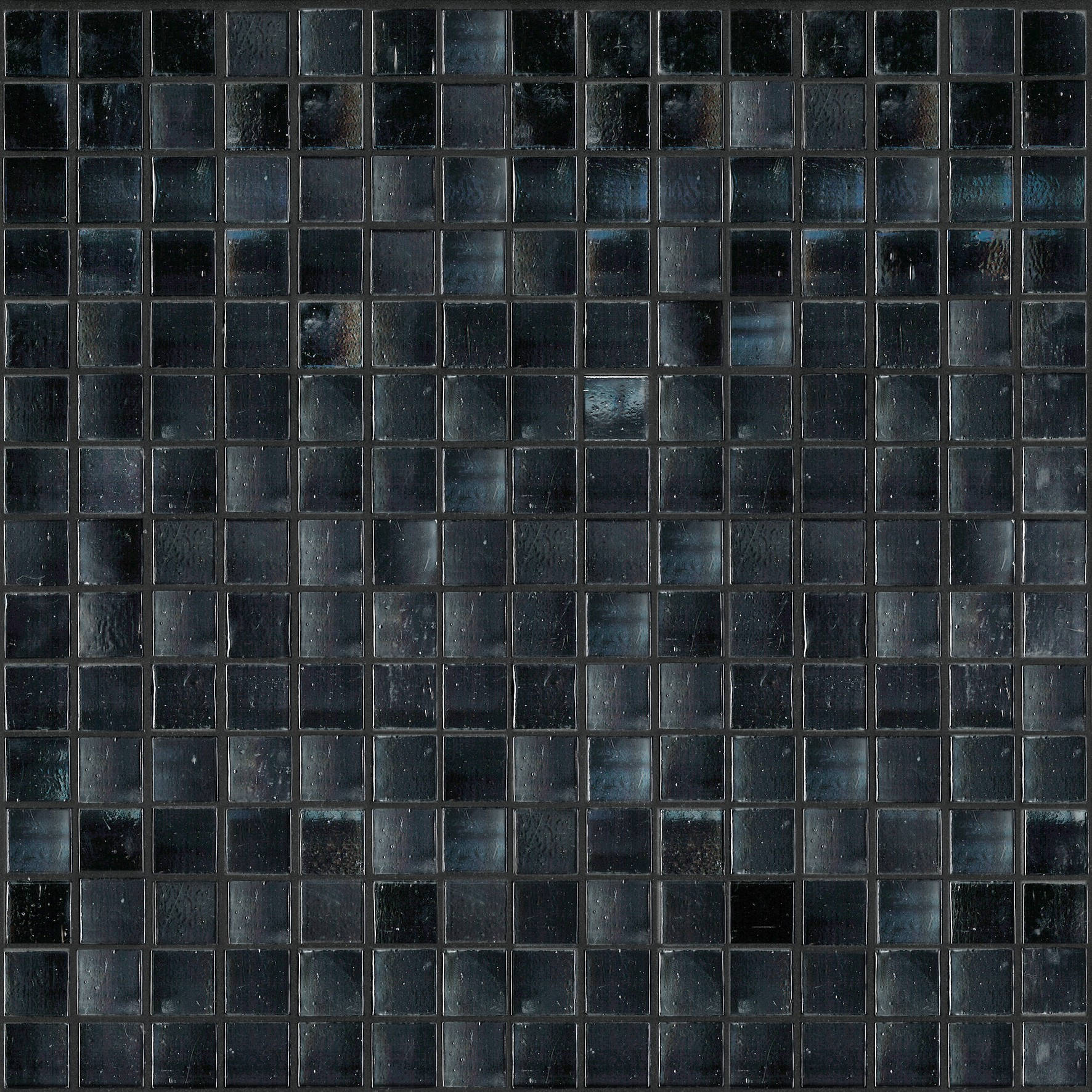 "Bisazza Gloss GL 13 Glass Mosaic Tile 20mm - 3/4"", 1 sheet"