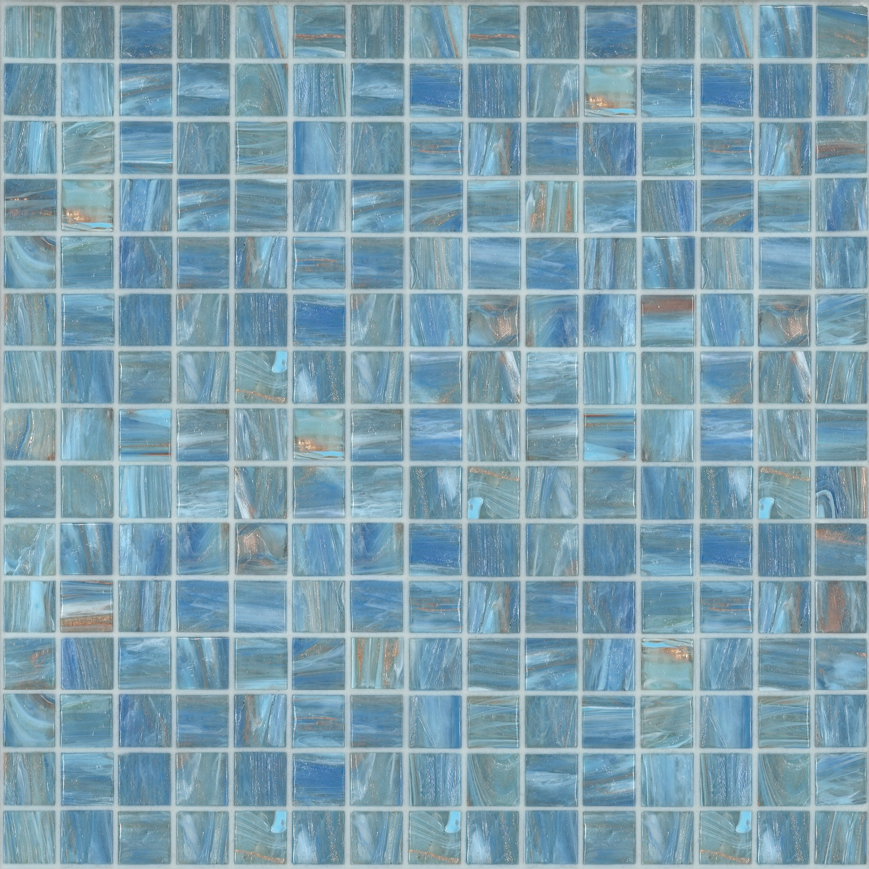 Agape Tile - Bisazza LeGemme GM 20.50 Glass Mosaic Tile 20mm - 3/4 ...