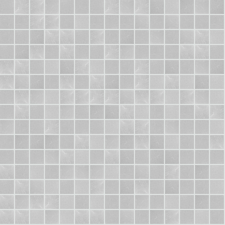 "Bisazza Platino Bis 20.10 Smooth Tile 20mm - 3/4"", 1 sheet"