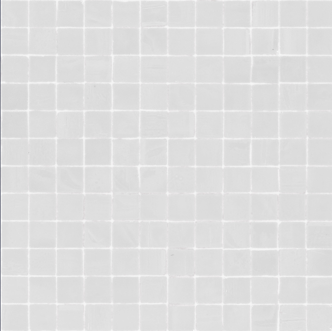 "Bisazza Vintage 25.09 Glass Mosaic Tile 25mm - 1"", 1 sheet"