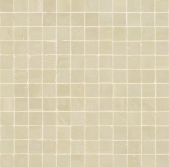 "Bisazza Vintage 25.15 Glass Mosaic Tile 25mm - 1"", 1 sheet"