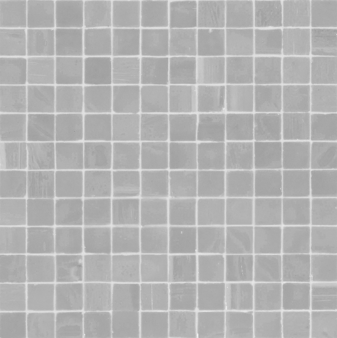 "Bisazza Vintage 25.33 Glass Mosaic Tile 25mm - 1"", 1 sheet"