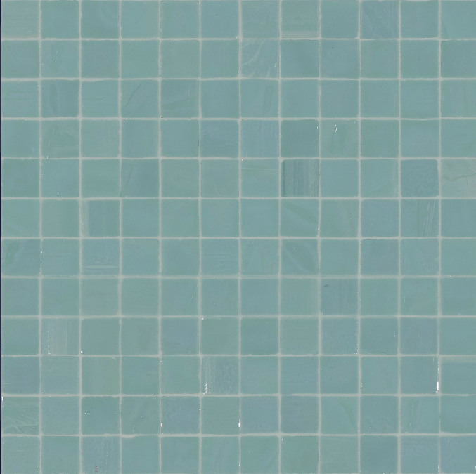 "Bisazza Vintage 25.44 Glass Mosaic Tile 25mm - 1"", 1 sheet"