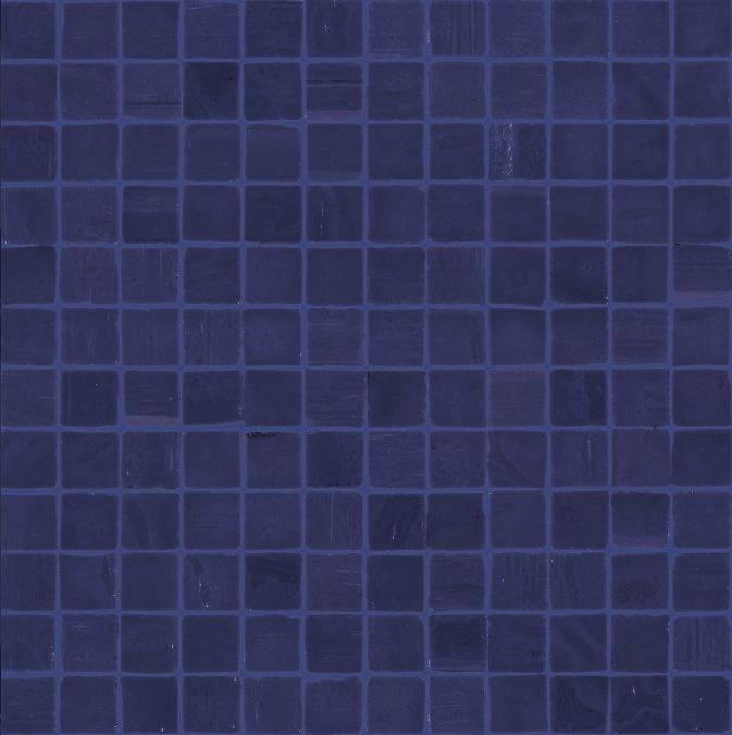 "Bisazza Vintage 25.52 Glass Mosaic Tile 25mm - 1"", 1 sheet"