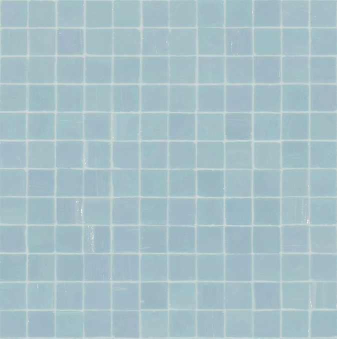 "Bisazza Vintage 25.87 Glass Mosaic Tile 25mm - 1"", 1 sheet"