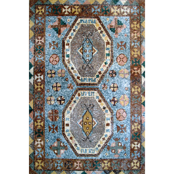 Persian Stone Rug Collection