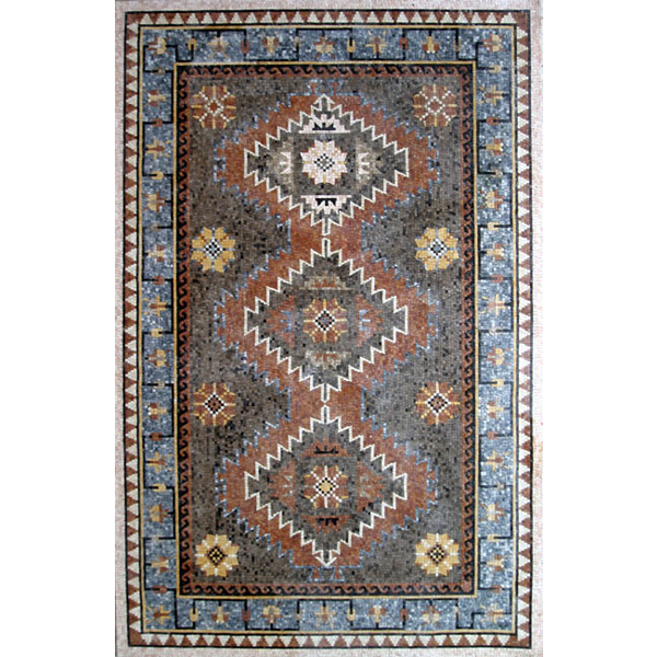 Southwestern Stone Rug Collection