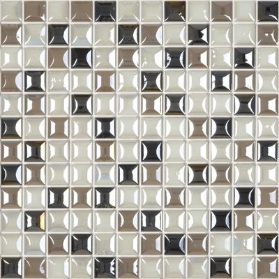 Agape Tile Edna Elegant Blend Iridescent Vidrepur Elements