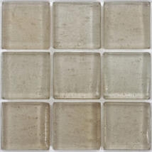 "Silica Kolorines Kuarzo Glass Mosaic Tile, 3/4"" x 3/4"" - 20mm, 1 sheet"