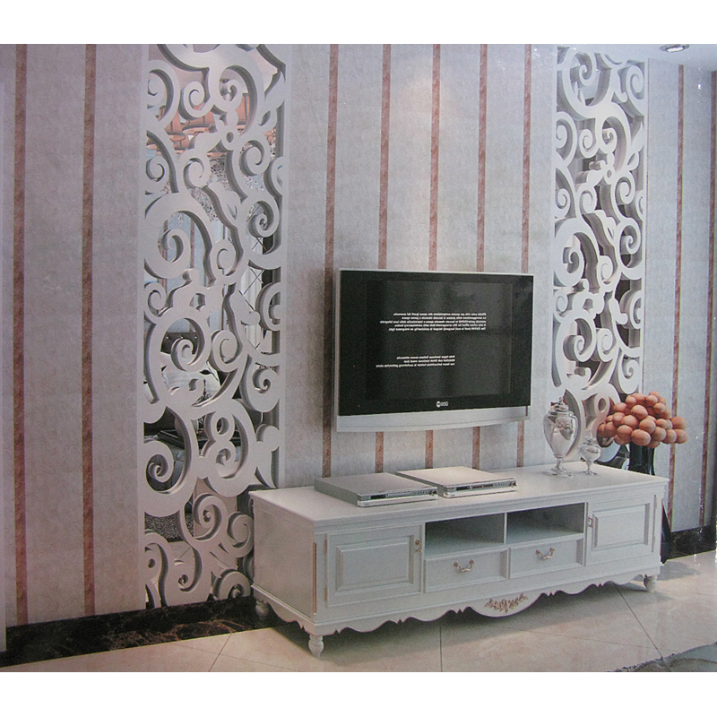 Kono Capiz Shell Tile Home Wall Installation