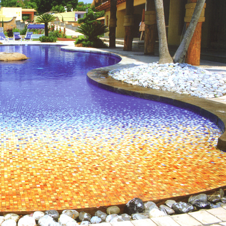 Linear Pool and Spa Gradients