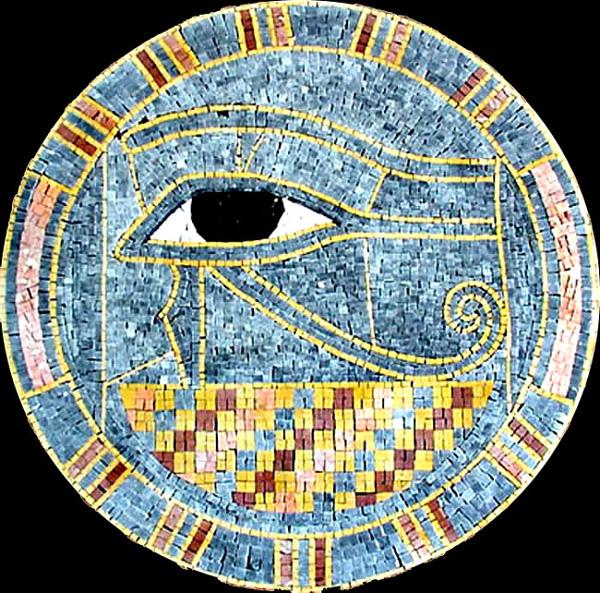 Glass And Stone Mosaic