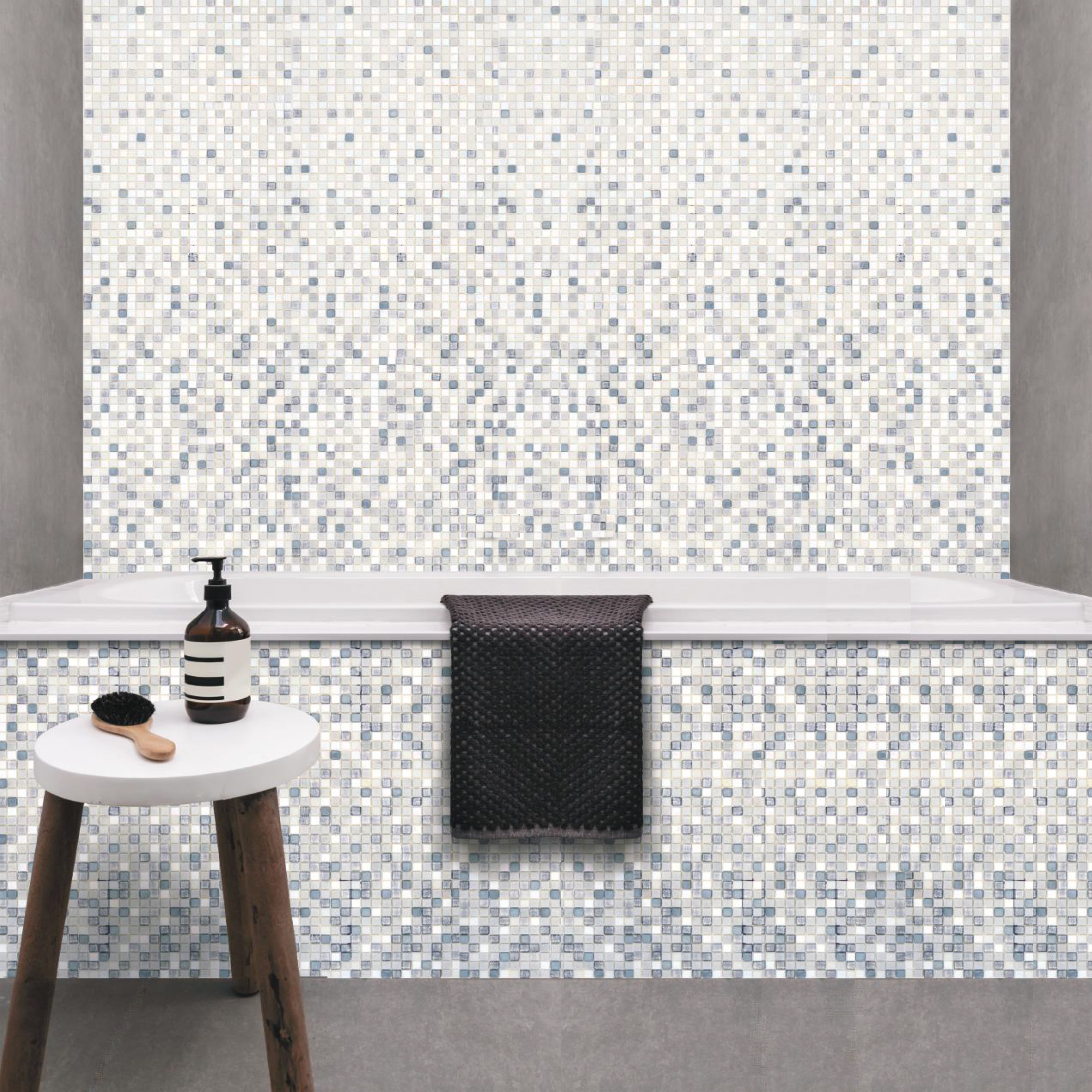 Mosai and Co Glass Mosaic Tile Gradients