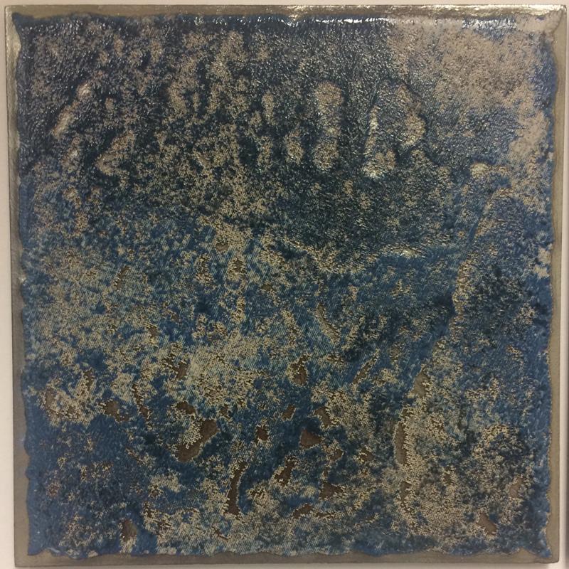 Fujiwa Patina 6 Tahoe Blue 6x6 1 Square Foot