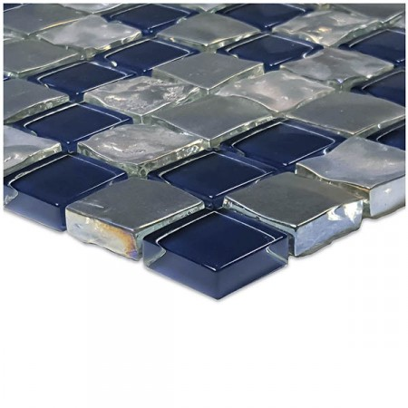 AIM Titanium Series Glass Tile Blends